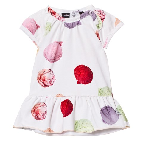 Cibbe Ice Scoops Dress