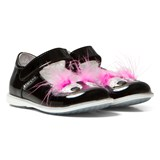 Step2wo Black Patent Babette Mary Janes