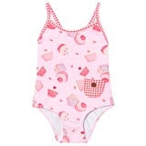 Sunuva Pink Mini Cupcake Swimsuit