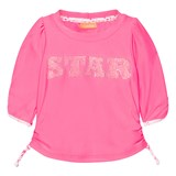 Sunuva Infants Pink Pop Star Rash Vest