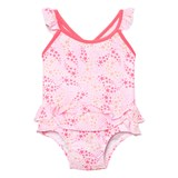 Sunuva Infants Pink Pop Star Frill Swimsuit