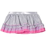 Pate de Sable Silver and Pink Valse Skirt
