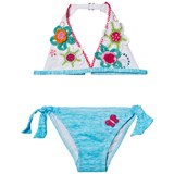 Pate de Sable Flower Crochet Applique Bikini