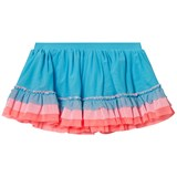 Pate de Sable Blue and Pink Valse Skirt