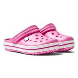 Crocs Kids Party Pink Crocband Clog