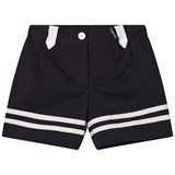 Dolce & Gabbana Navy and White Sailor Shorts