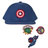 Fabric Flavours Marvel Interchangeable Badge Cap