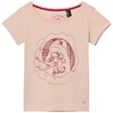 O'Neill Pink Mermaid Bay Graphic Tee