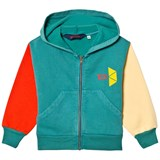 The Animals Observatory Seahorse Kids Sweatshirt Turquoise Tao Triangles