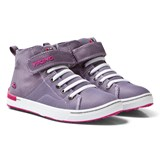 Viking Grey/Magenta Frogner MID Trainers