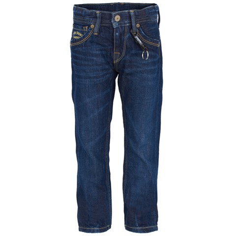 Pepe Jeans Blue Washed Slim Jeans