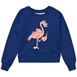 Tao & Friends Marine Flamingon Sweatshirt