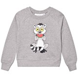 Tao & Friends Grey Lemuren Sweatshirt