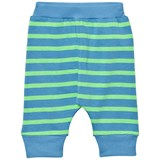 Stella McCartney Kids Blue and Green Stripe Trousers