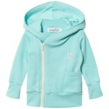 Gugguu Water Blue and White College Hoodie