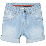 eBBe Kids Light Blue Denim Barco Denim Stretch Shorts