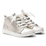 10 IS Silver Skin TEN C MID LACE Trainers