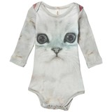 Popupshop Fluffy Cat Baby Body