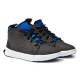 Converse Black All Star Easy Ride Mid Junior Trainers