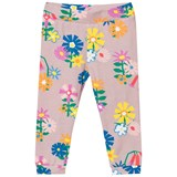 Stella McCartney Kids Flower Print Tula Leggings