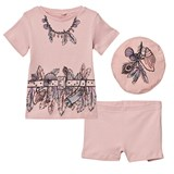 Stella McCartney Kids Dusty Rose Beach Pyjamas