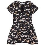 How To Kiss A Frog Black Horse Suki Dress