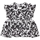How To Kiss A Frog Black Butterfly Fifi Dress