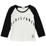 Civiliants Off White Raglan Tee