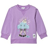 Civiliants Lilac Happy Sun Sweater