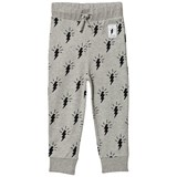 Civiliants Grey Melange Flash Allover Pants