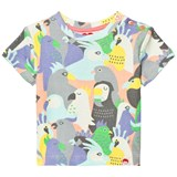 Tootsa MacGinty Birds of A Feather Print Tee