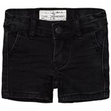 I Dig Denim Black Soho Baby Shorts