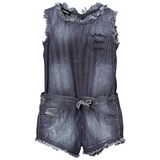 Diesel Blue Denim Playsuit