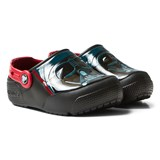 Crocs Kids CrocsFunLab Lights Darth Vader Black