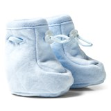 Joha Light Blue Single Layer Booties