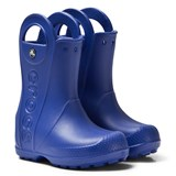 Crocs Kids Cerulean Blue Handle It Rain Boots