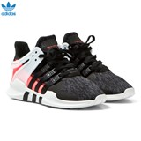 adidas Originals Black Junior EQT Support Trainers