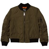 Boy London Khaki Logo Paraglide Jacket