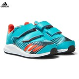 adidas Blue Infants FortaRun Trainers