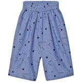 Wynken Chambray 1234 Star Print Cullottes