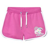 Animal Pink Cavers Branded Sweat Shorts