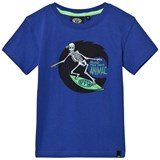 Animal Blue Surfride Graphic Tee