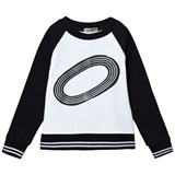 Koolabah Black/White Stadium Sweater