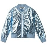 Koolabah Light Blue Metallic Blue Jacket