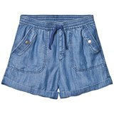 Gap Blue Denim Cargo Shorts