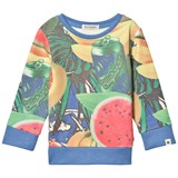 Billybandit All Over Fruit Print Sweatshirt