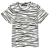 Little LuWi Tiger Print T-Shirt With Pocket