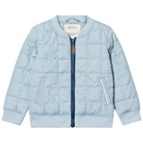 eBBe Kids Pale Stone Blue Ossian Quilted Jacket