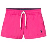 Ralph Lauren Pink Classic Swim Shorts with PP
