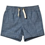 Lands' End Blue Pull On Woven Shorts